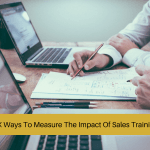 impact of sales training