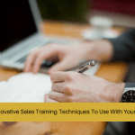 innovative sales training techniques