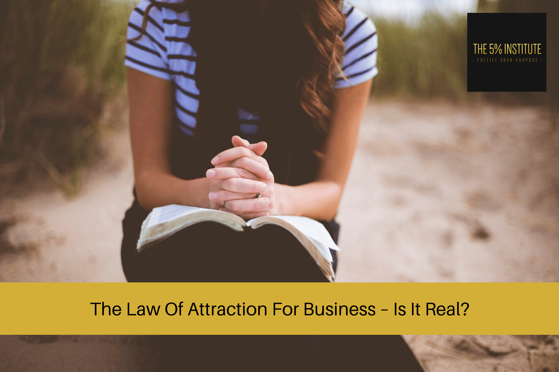 law of attraction for business