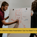 effective sales presentation tips