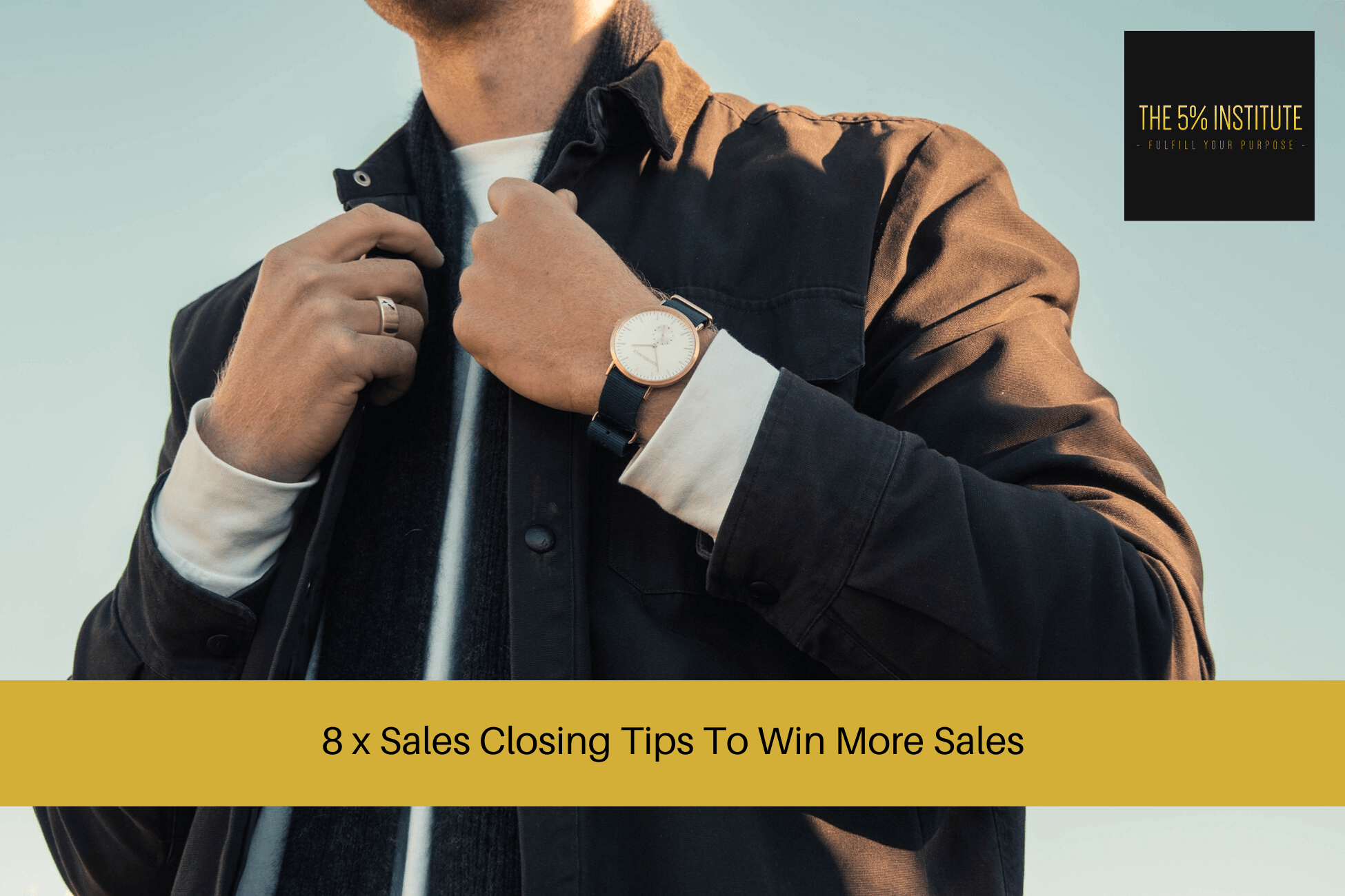 sales closing tips