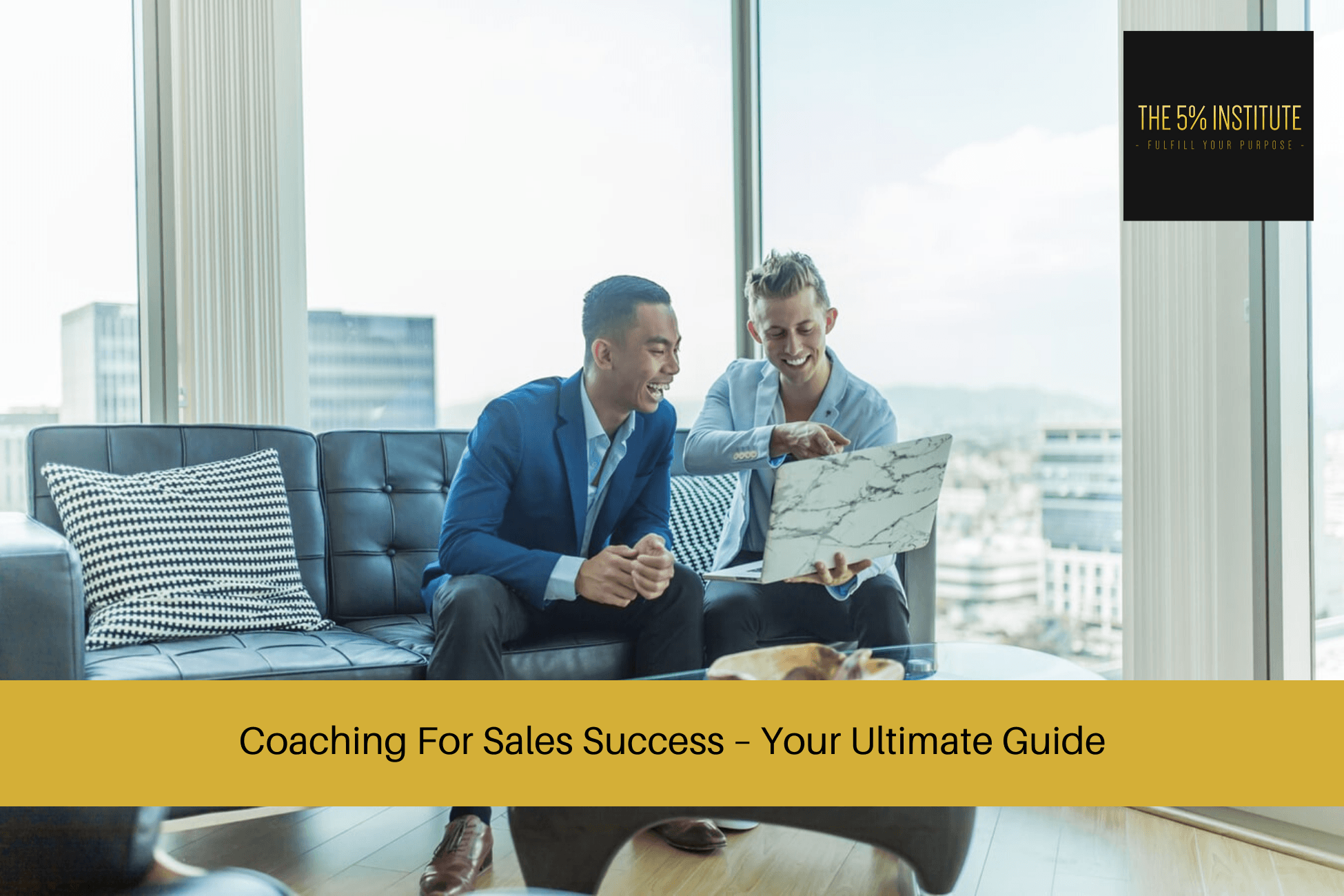 coaching for sales