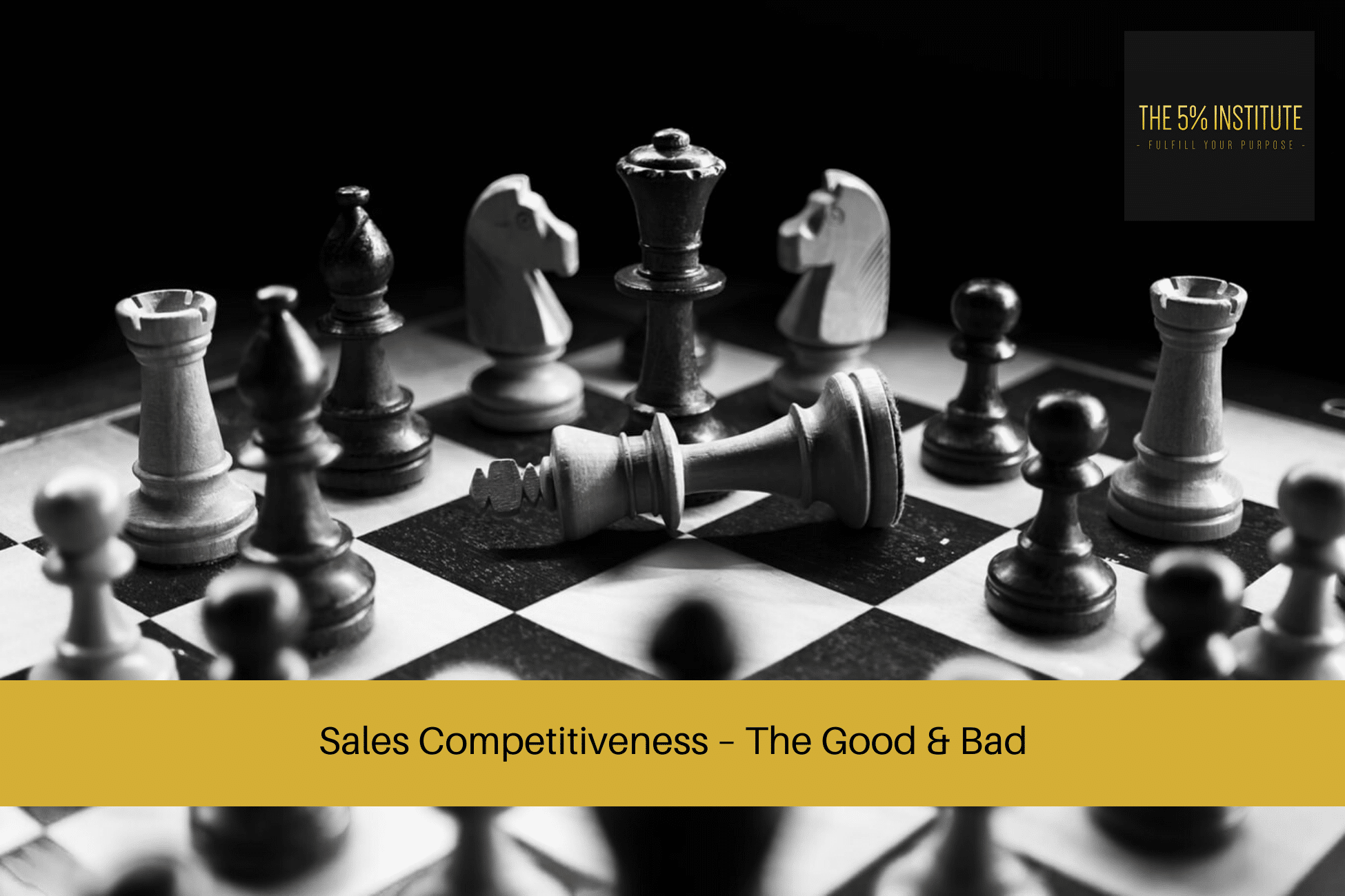 Sales Competitiveness
