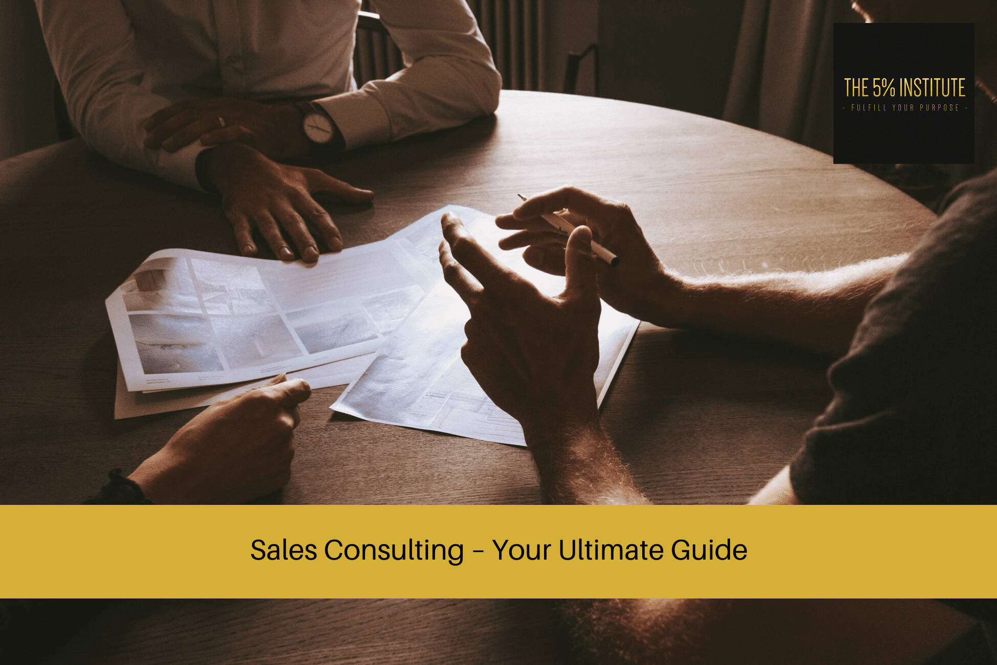 what is sales consulting your ultimate guide