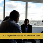 tactic sales negotiation tactics