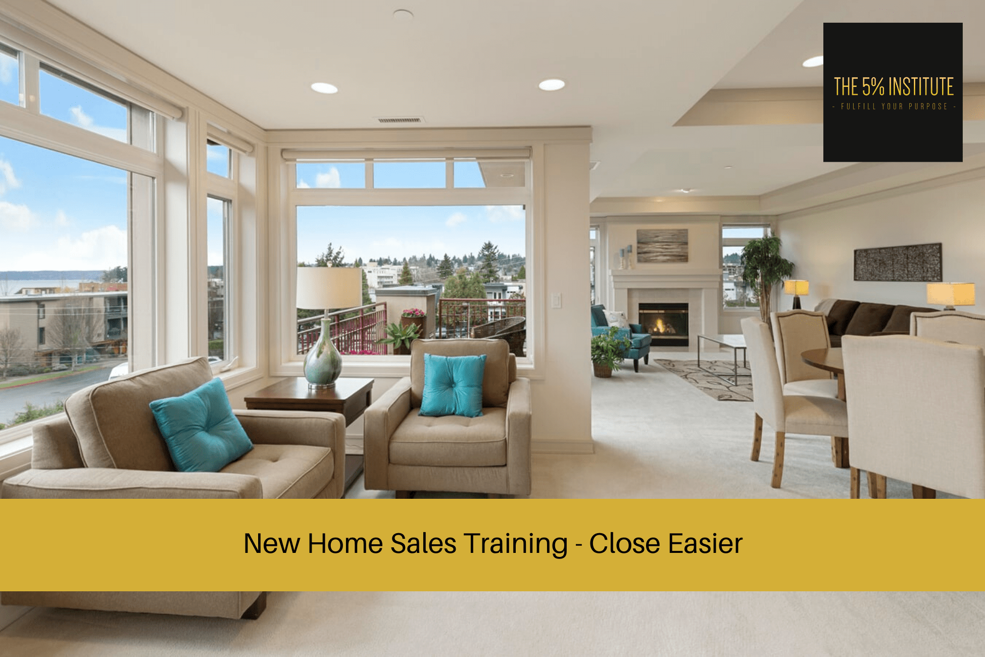 new home sales training