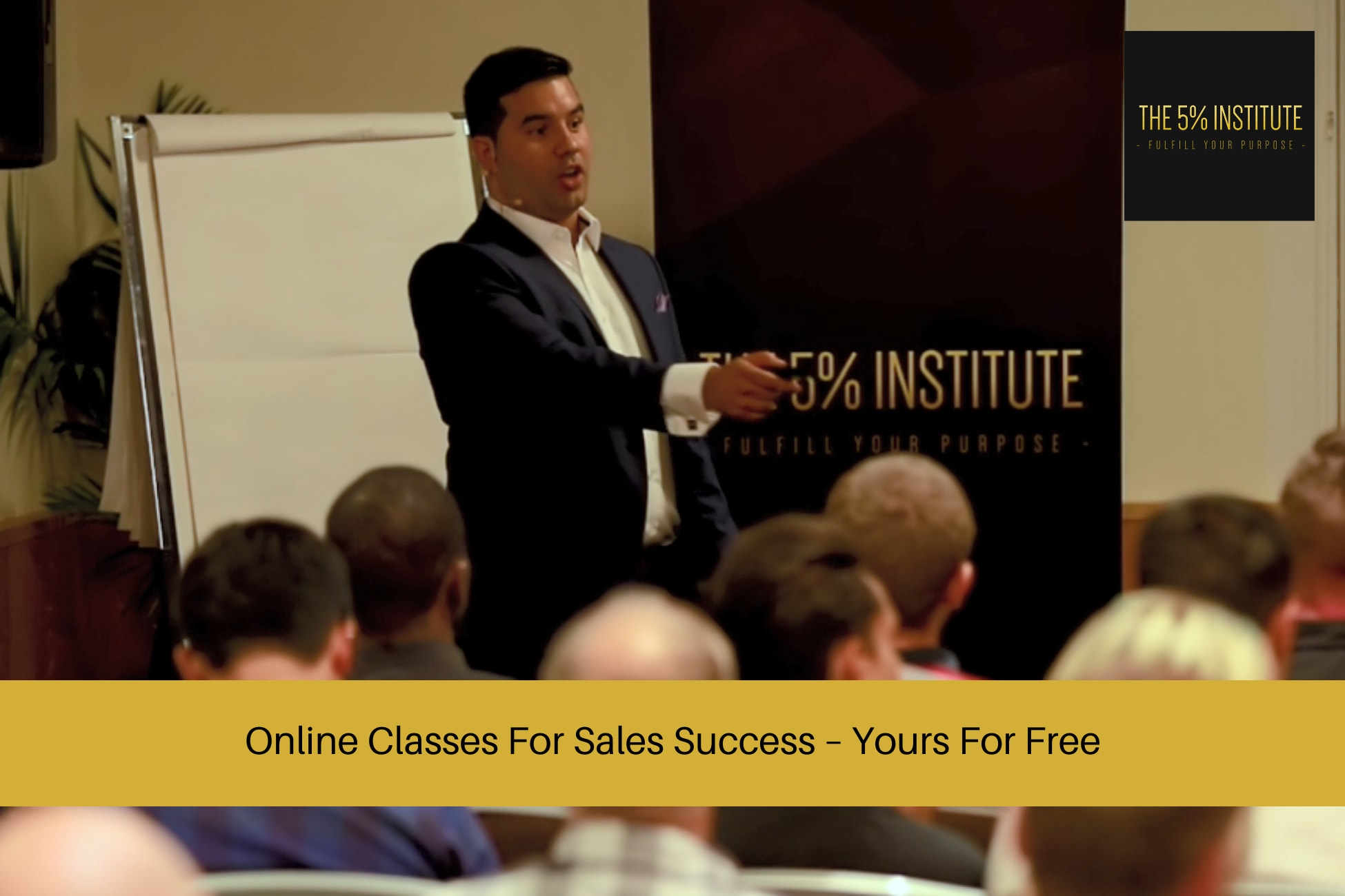 online classes for sales