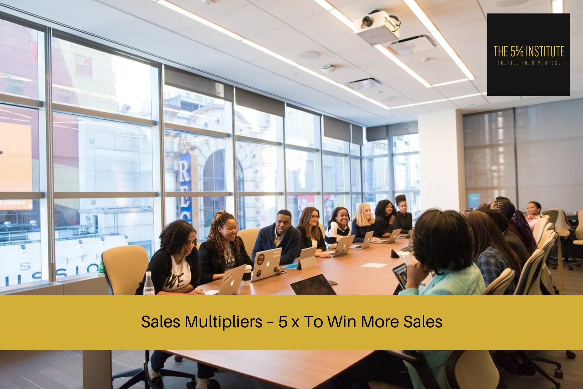 sales multiplier