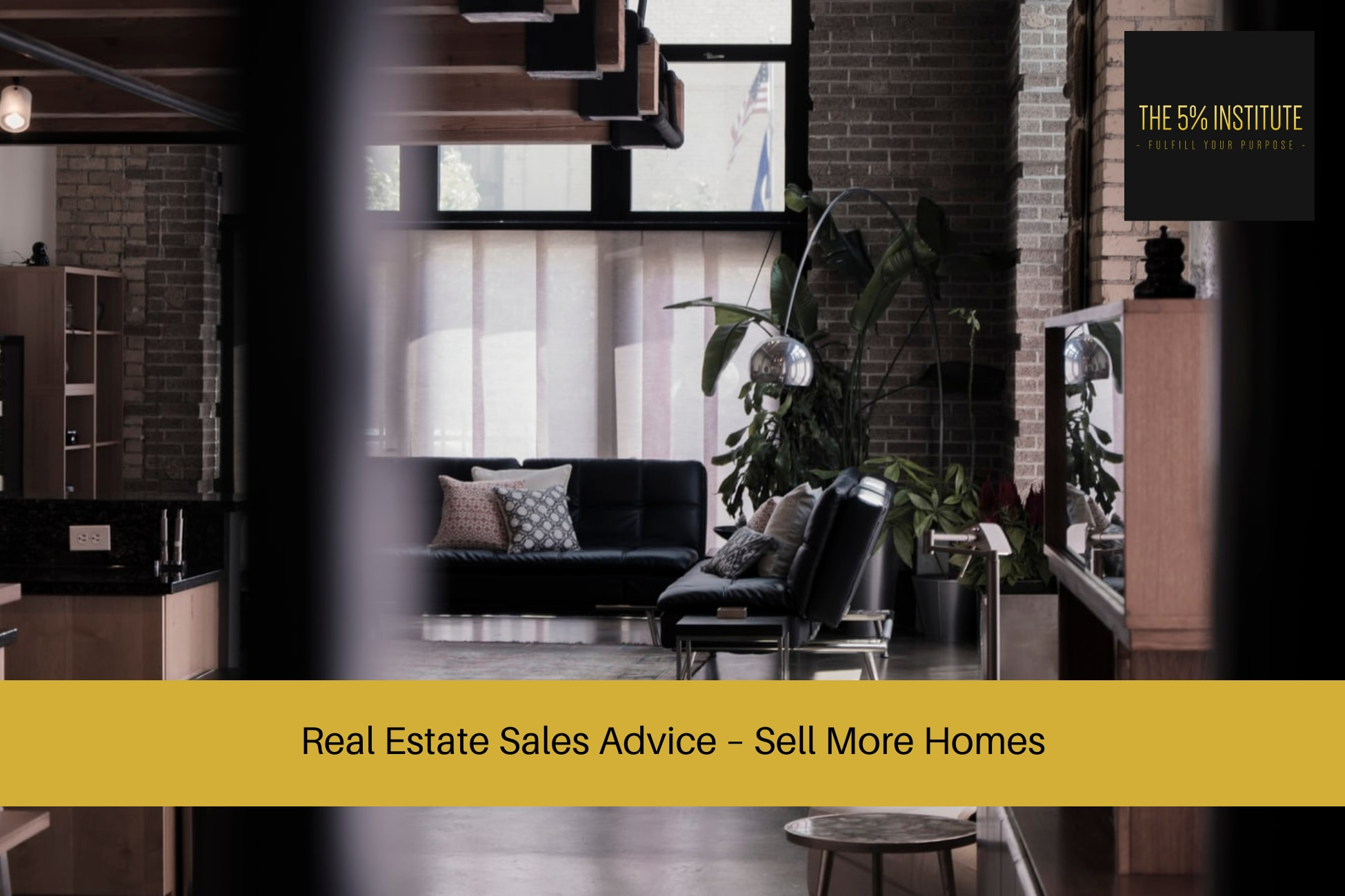 Real Estate Sales Advice